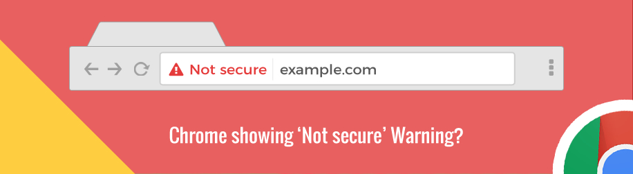 Without SSL and no HTTPS Not Secure Message.
