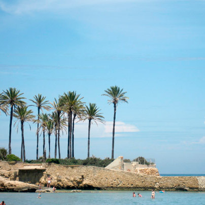 About Javea and the surrounding area
