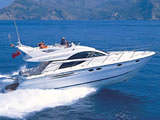 Fairline Phantom 46 to Charter in Javea and Denia, Costa Blanca