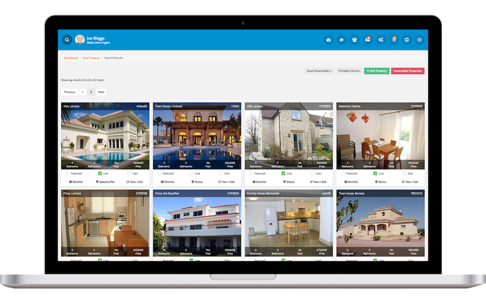 Our property Management Software that is becoming even more powerful every month.