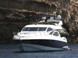 Sunseeker Manhatan 74 to Charter in Javea and Denia, Costa Blanca