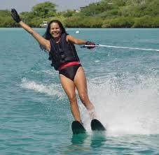 Water Ski-ing Costa Blanca