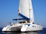 Catamaran Lavenzi 40 to Charter in Javea and Denia, Costa Blanca