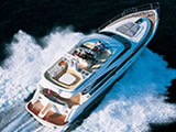 Fairline Squadron 58 to Charter in Javea and Denia, Costa Blanca