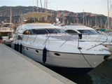 Fairline Squadron 55 to Charter in Javea and Denia, Costa Blanca