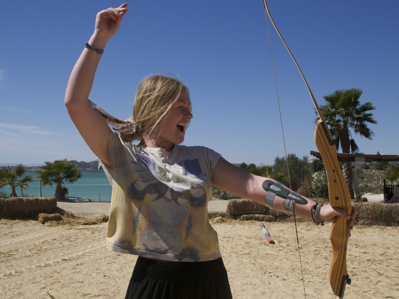 Archery In Torrevieja , Costa Blanca
