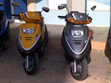125cc Scooters