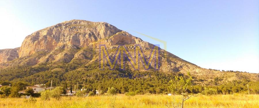 javea montgo mountain mnm costa blanca