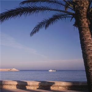 Javea Arenal Beach