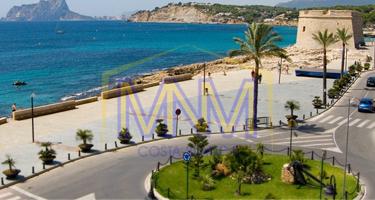 villas for sale in moraira spain moraira town mnm costa blanca