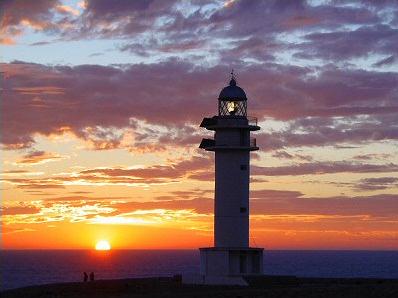 Es Cap de Barbaria Lighthouse