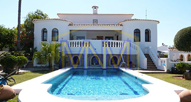 Villas for sale in Denia