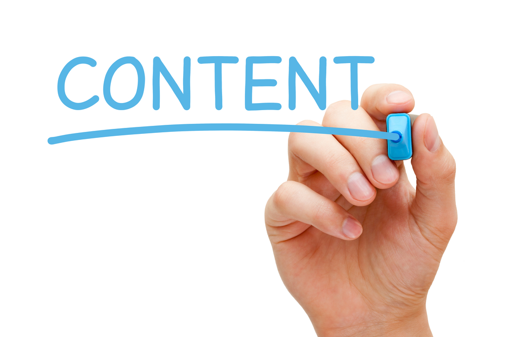 Writing content with UltraIT