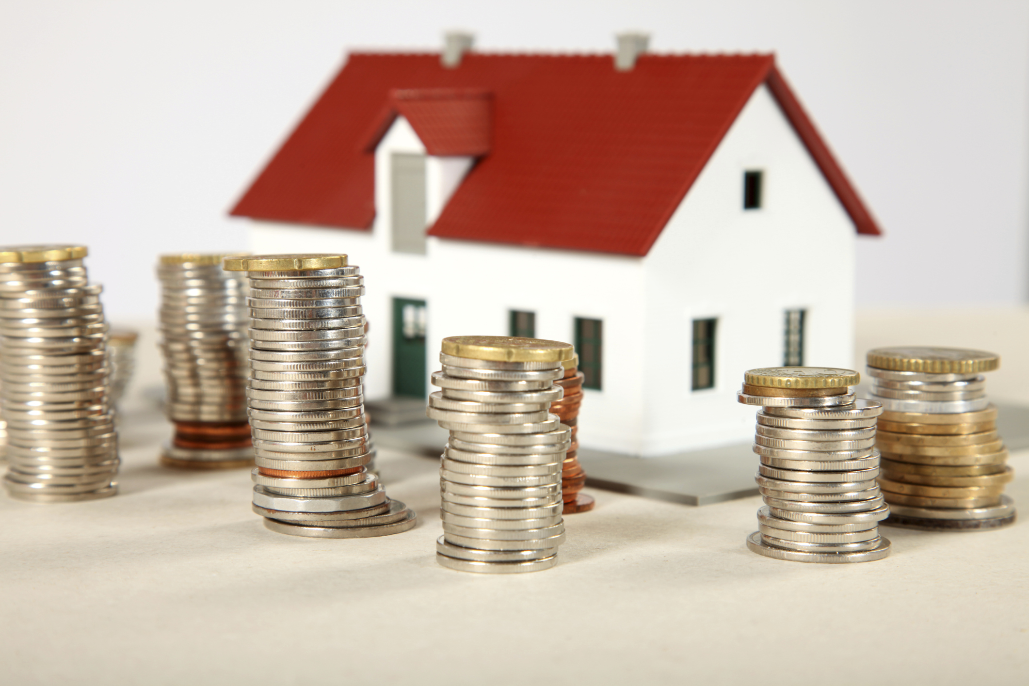 House prices, up or down?